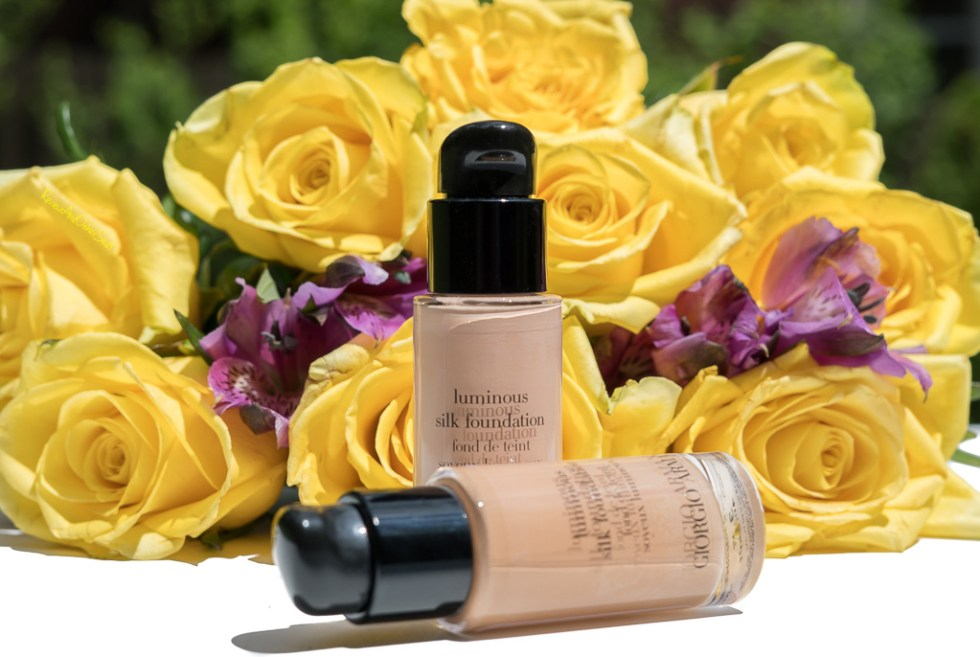 Giorgio Armani Luminous Silk Foundation Review