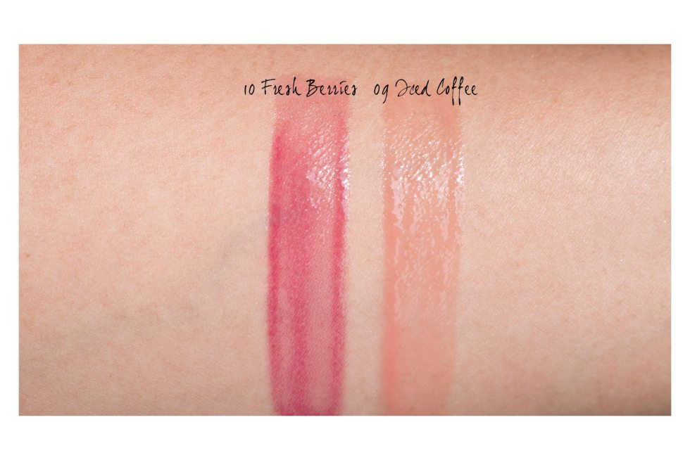 Sephora Collection Oil Infusion Color & Care swatch