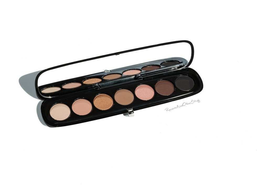 Marc Jacobs Eye-Conic Multi-Finish Eyeshadow Palette glambition review swatches