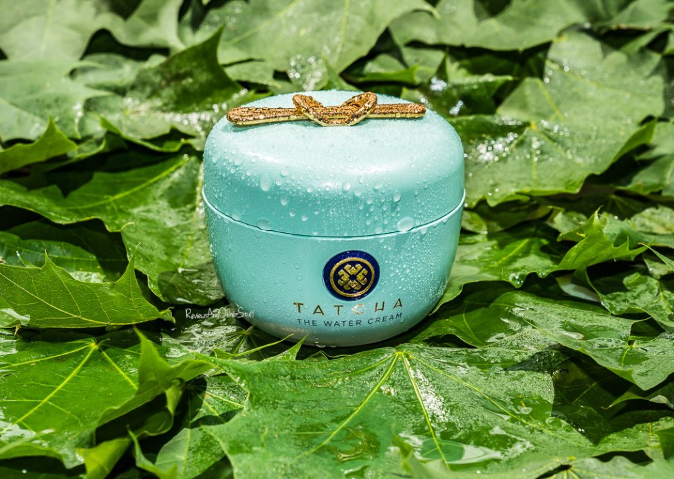 The Water Cream Oil-Free Pore Minimizing Moisturize by Tatcha #9