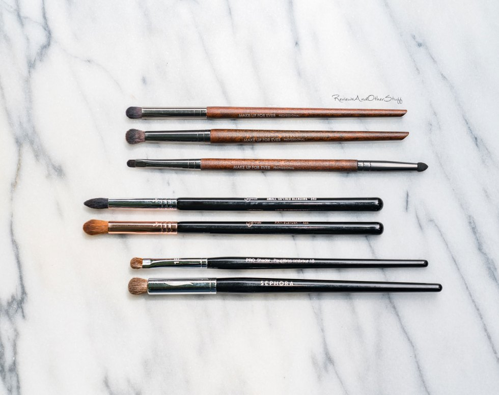 sephora brushes