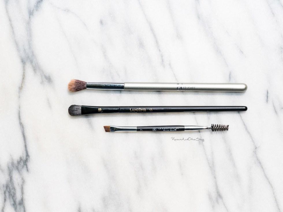 It Brushes for Ulta Airbrush Blending Crease Brush #105