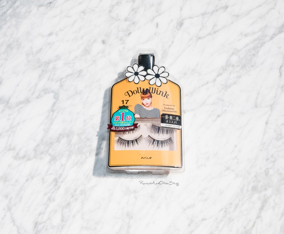 dollywink lashes #17 diamond dolly