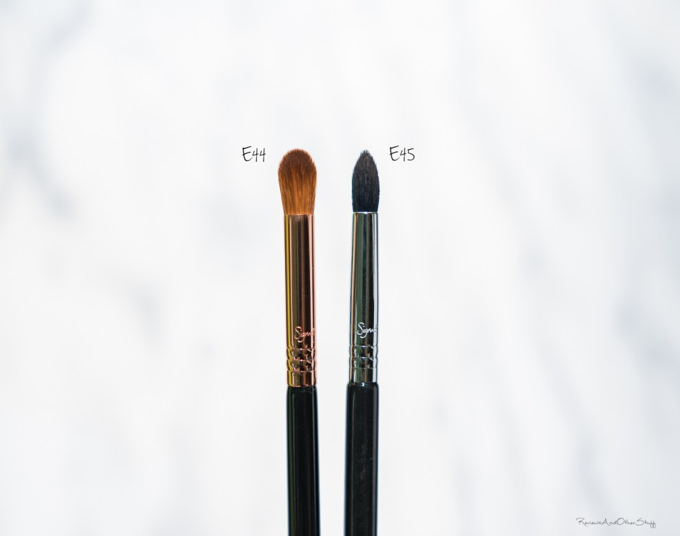 Sigma Small Tapered Blending Brush #E45 review