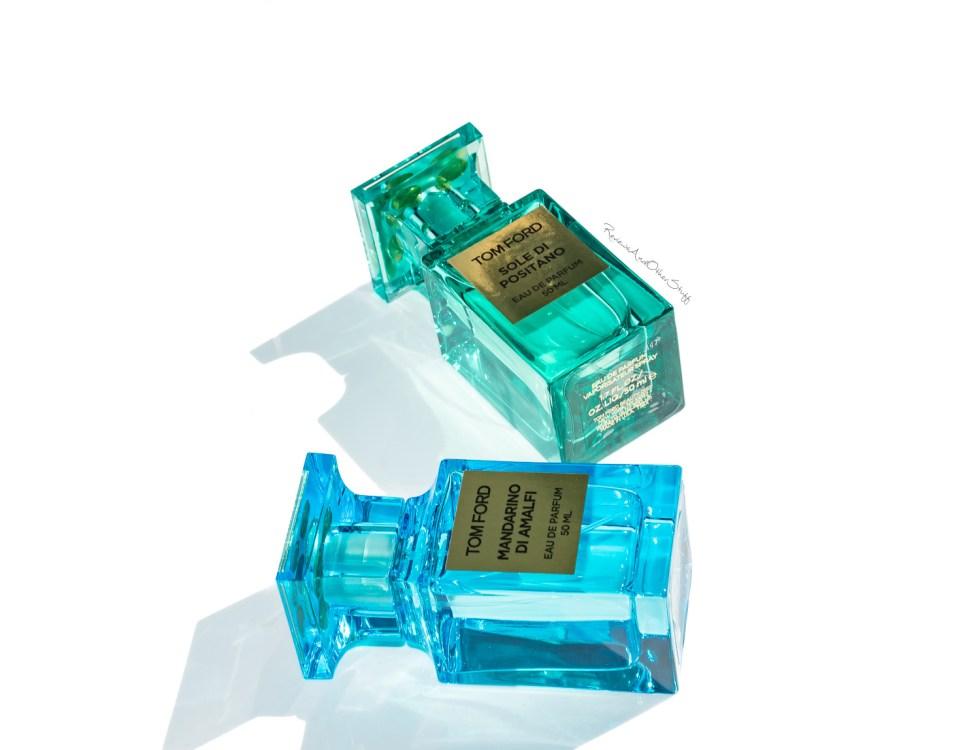 Tom Ford Mandarino di Amalfi VS Sole di Positano Eau de Parfum