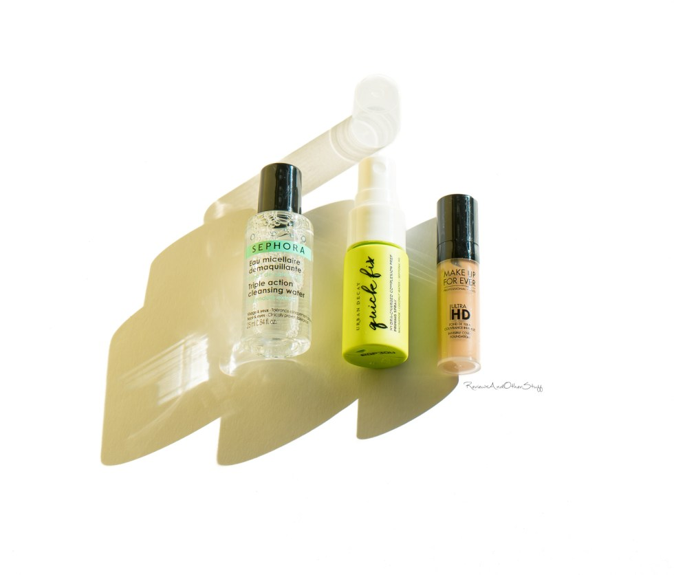Urban Decay Quick Fix Hydracharged Prep Priming Spray