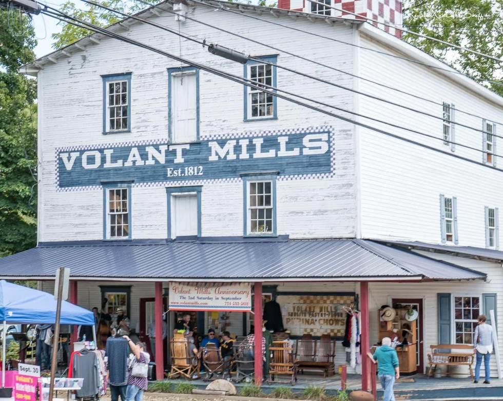 volant mills pa