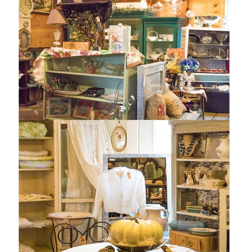 volant antique shops