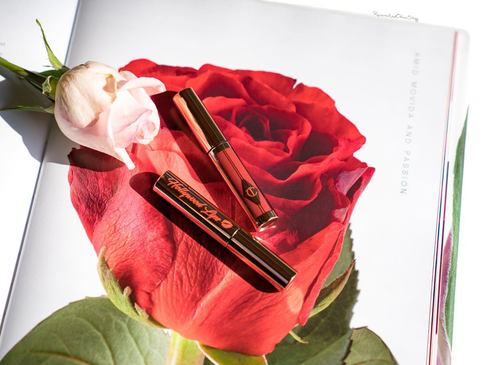 charlotte tilbury hollywood lips liquid lipstick swatches