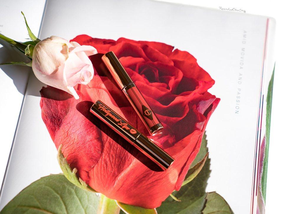 charlotte tilbury hollywood lips liquid lipstick swatches