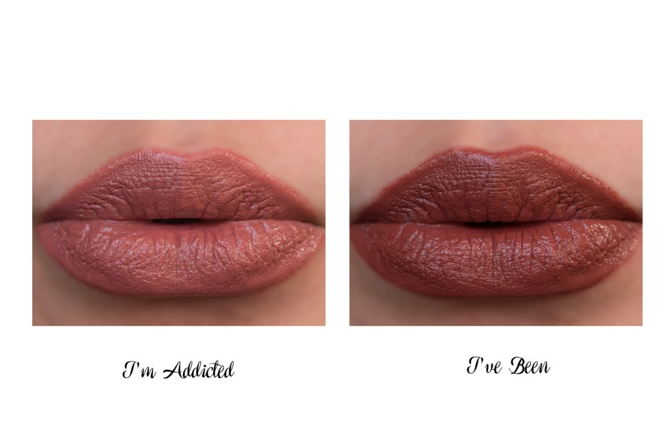 Hourglass Confession Ultra Slim High Intensity Refillable Lipstick swatch