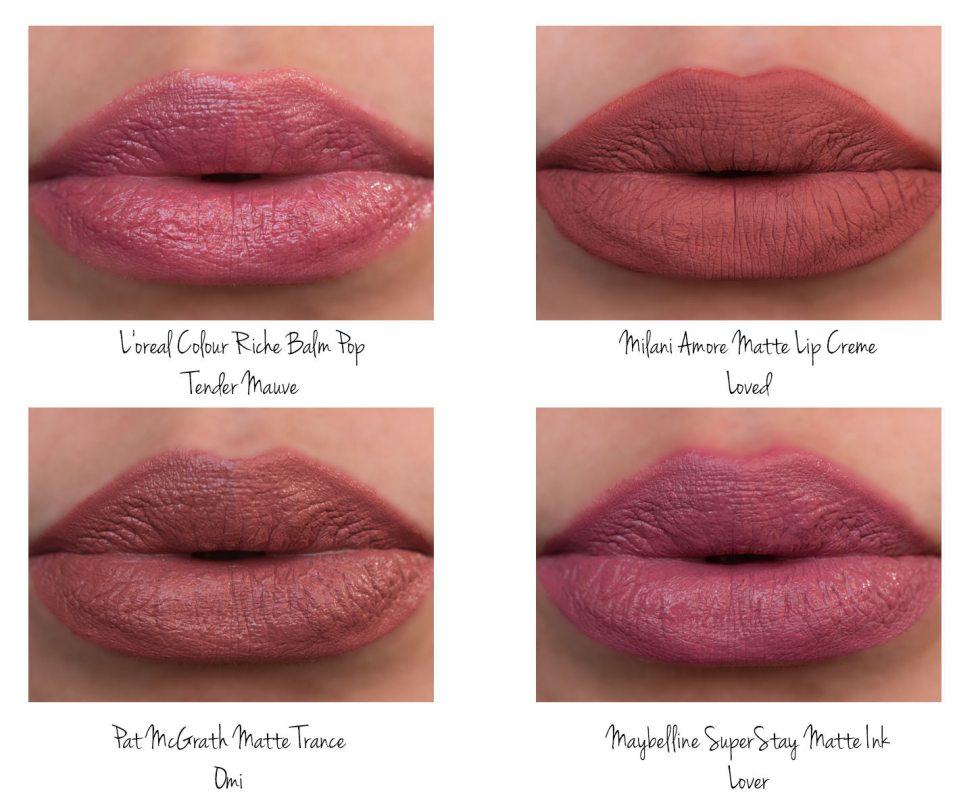 Milani Amore Matte Lip Creme in 12 Loved
