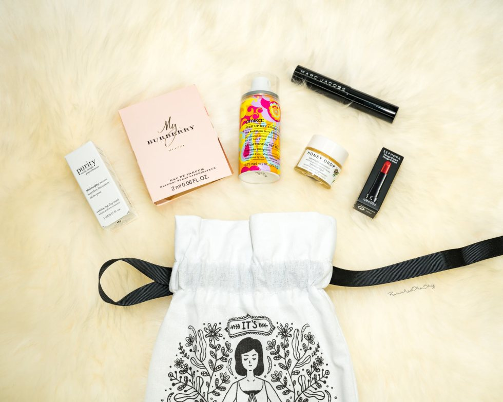 sephora play november 2017 review