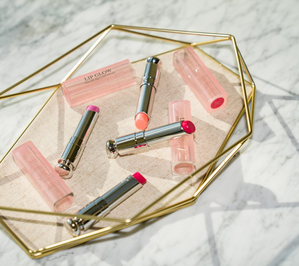 Dior Lip Glow Color Reviver Balm review