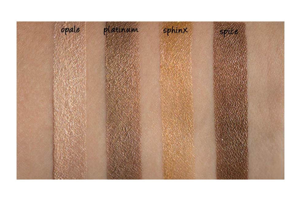 tom ford cream color for eyes opale,sphinx,platinum,spice