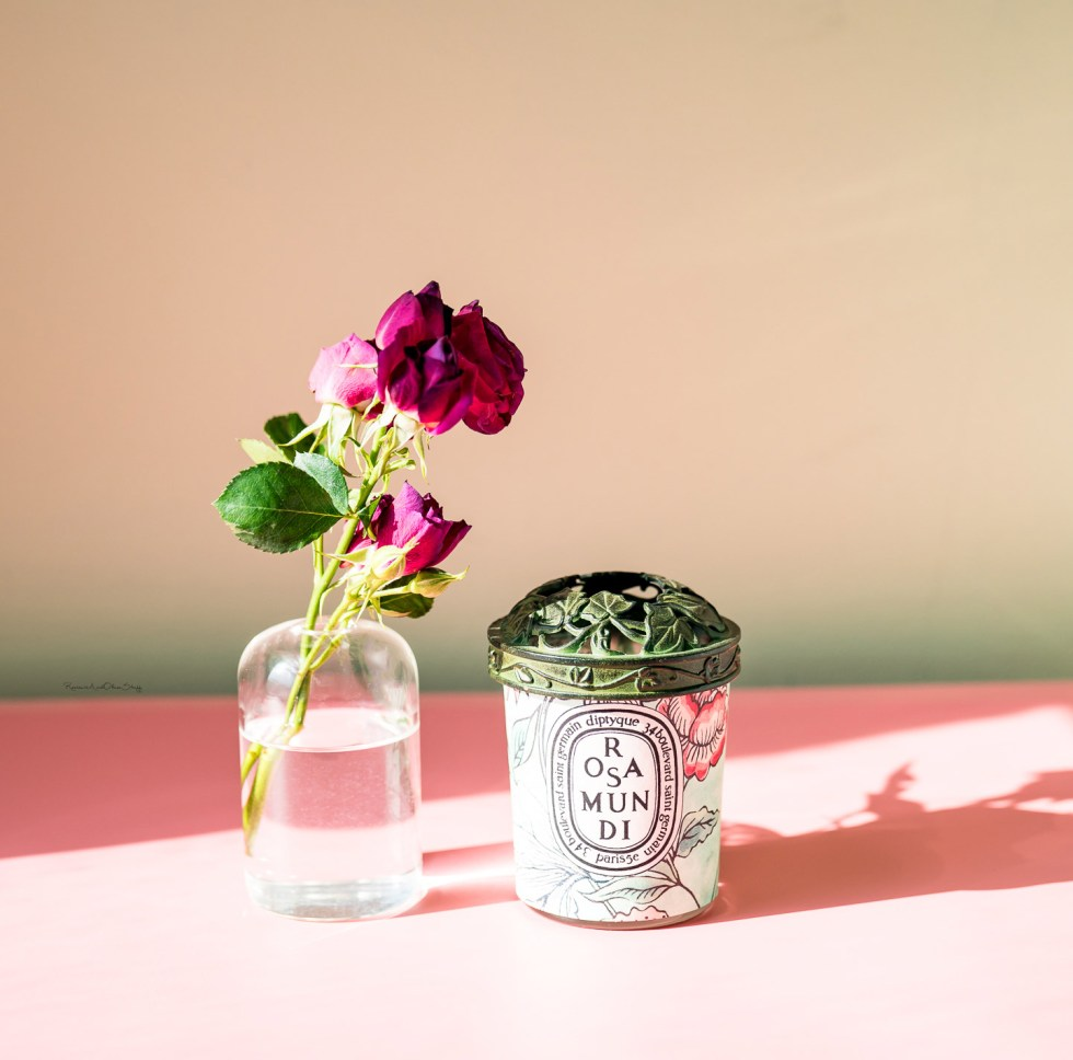 diptyque rosa mundi candle review