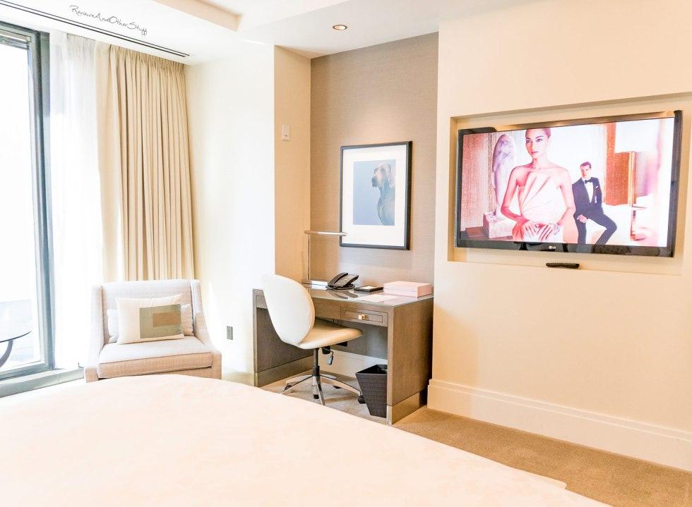 the langham hotel chicago room