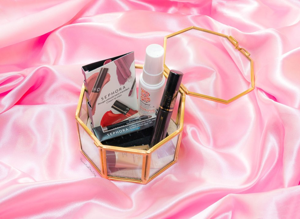 sephora play box march 2018 review