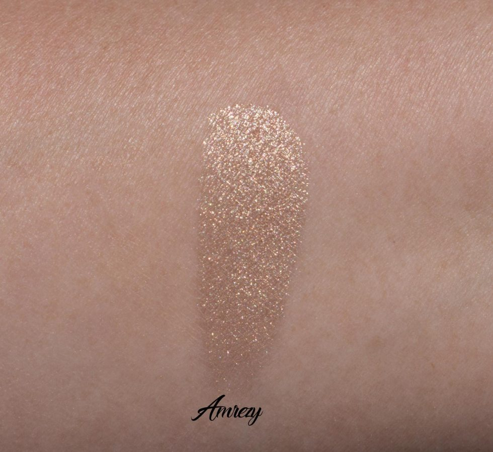 amrezy highlighter swatch