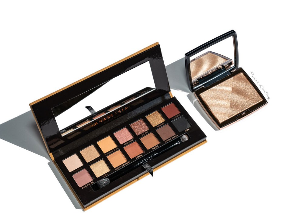 soft glam eyeshadow review
