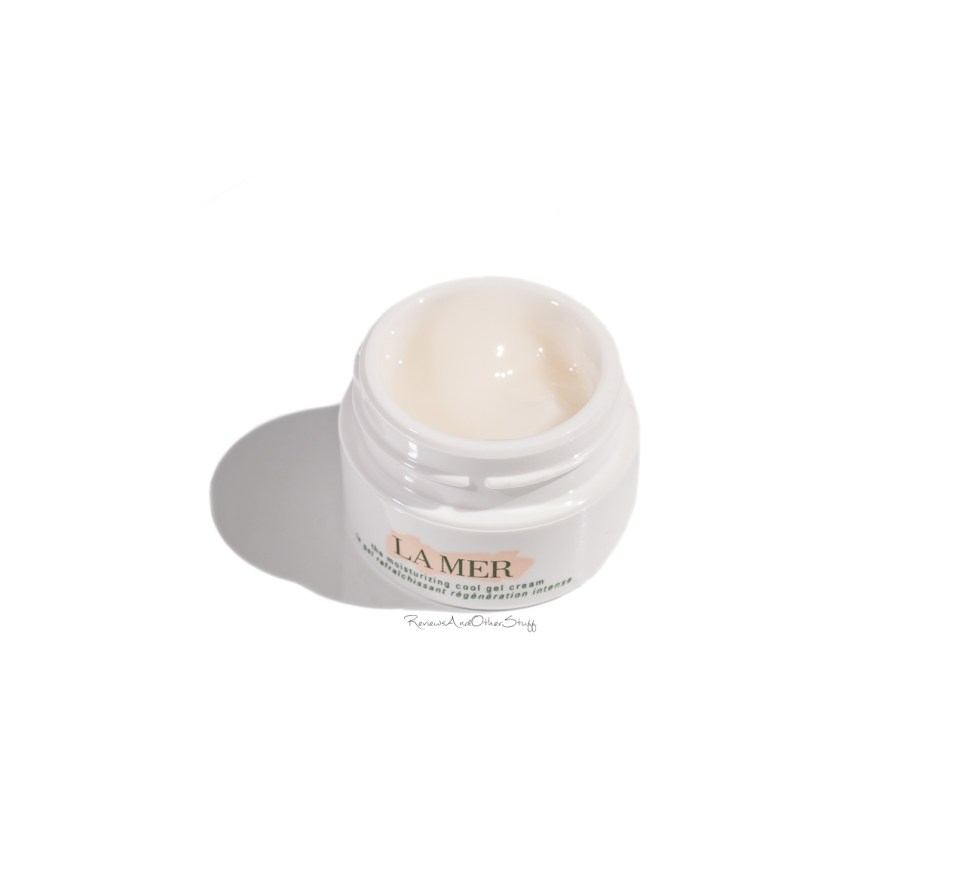 la mer cool gel cream