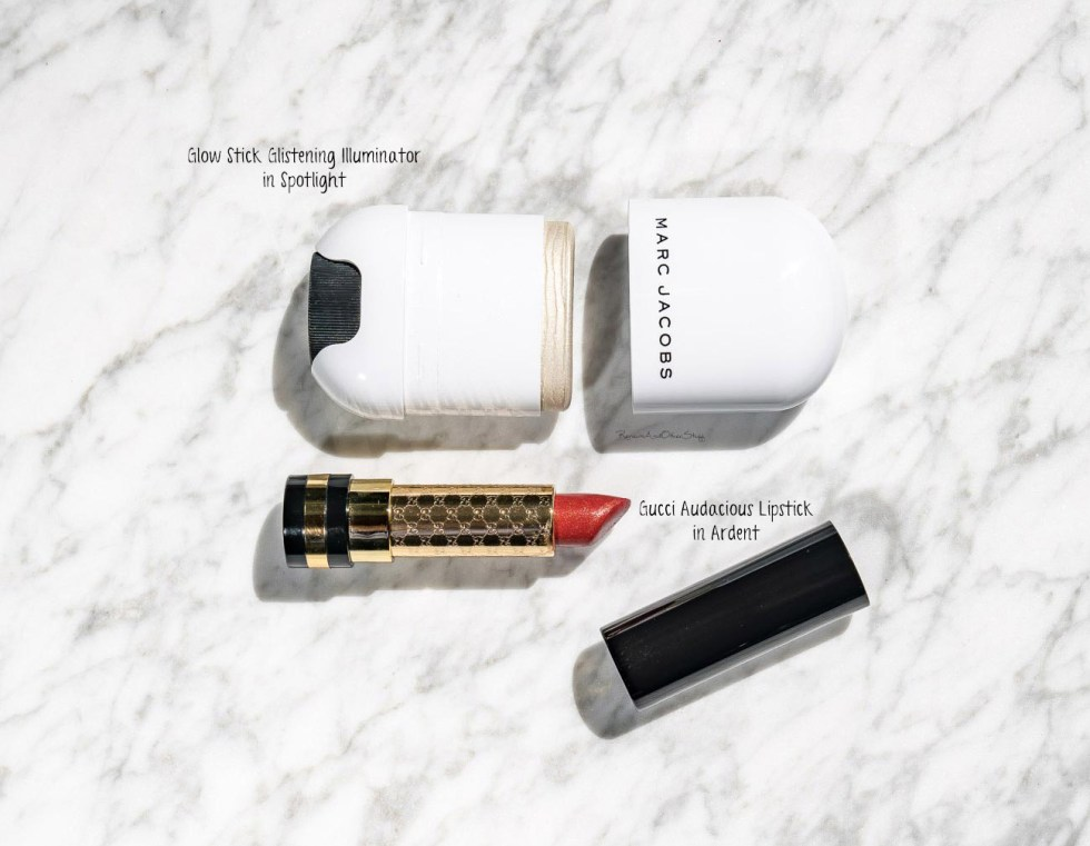 Gucci Audacious Color-Intense Lipstick in Ardent