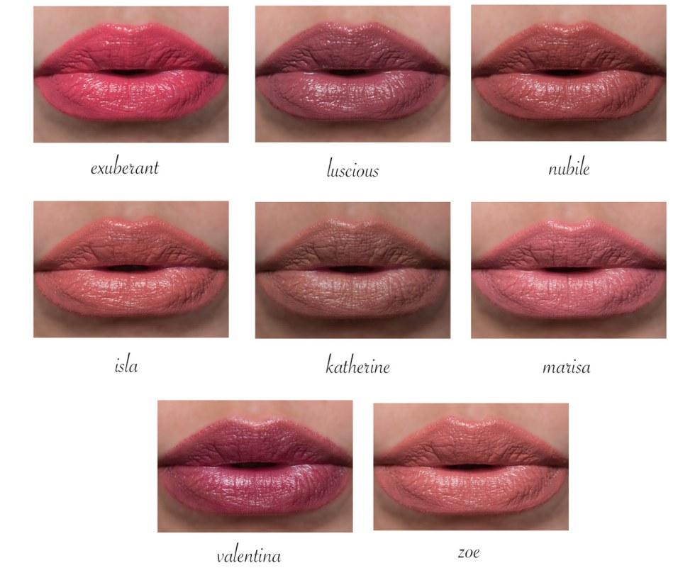 tom ford boys and girls, the girls lipsticks