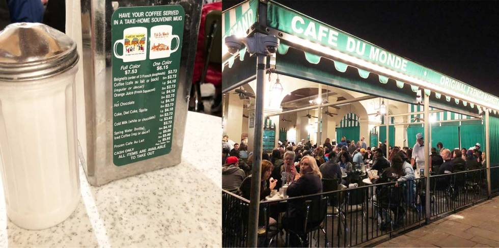 café du monde new orleans louisiana