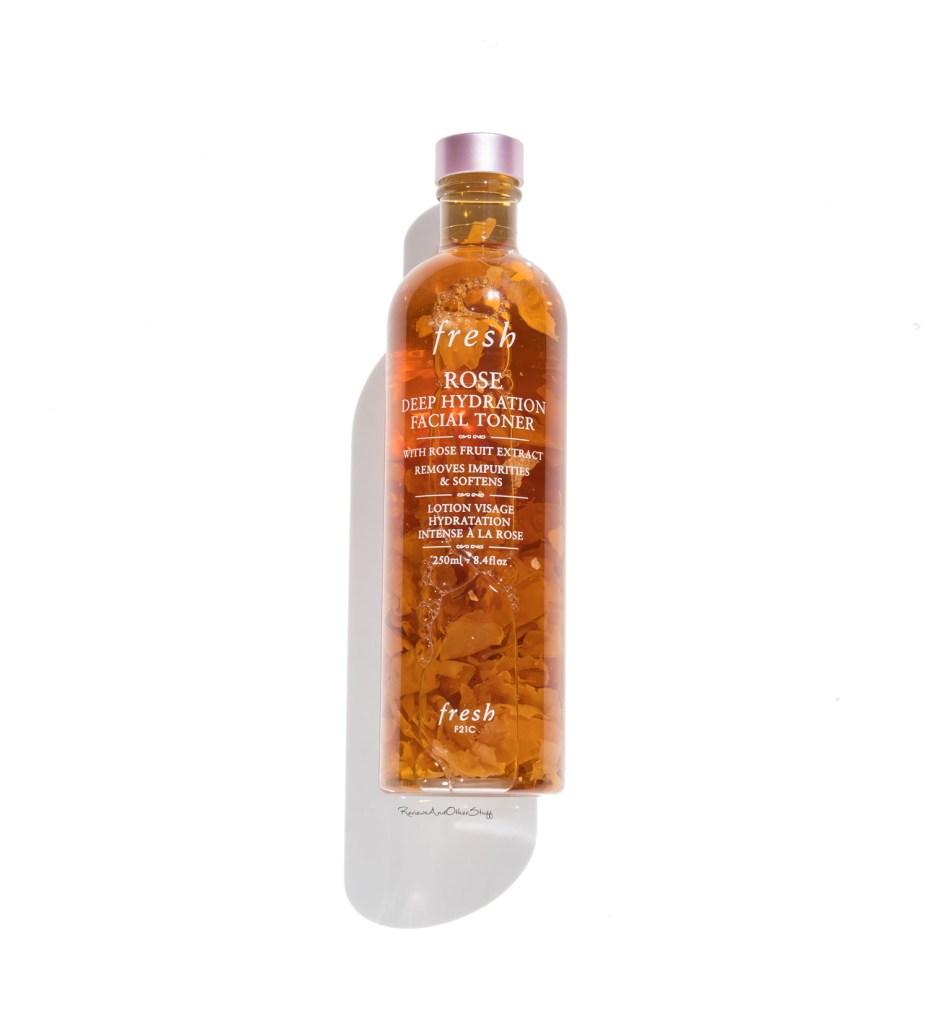 Fresh Rose Deep Hydration Facial Toner Review