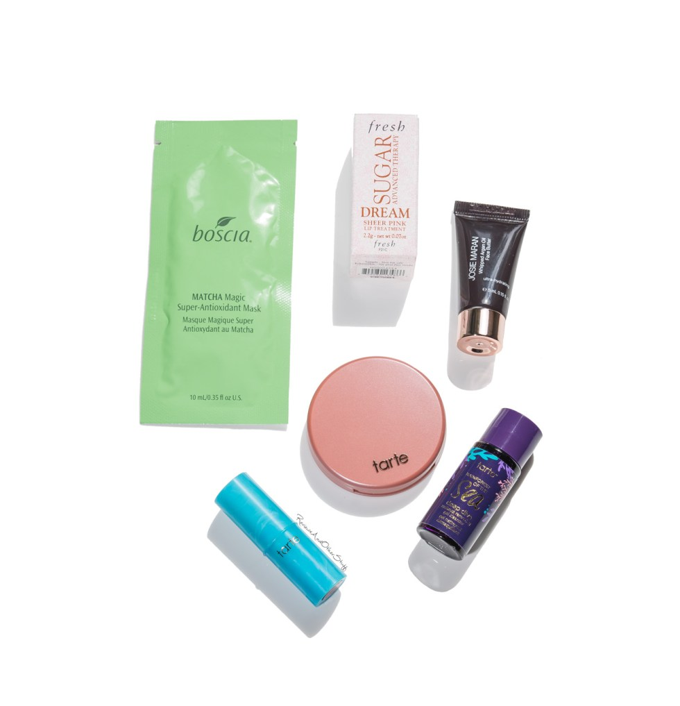 sephora play july 2018 box contents