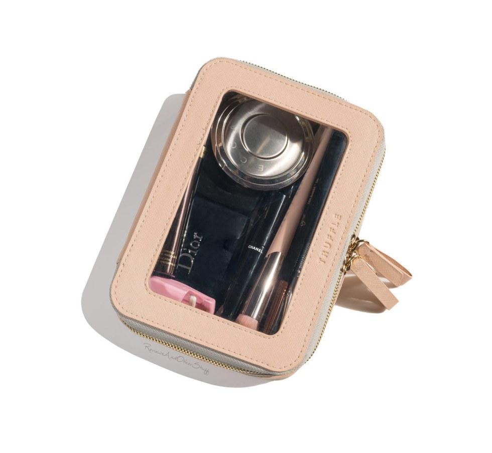 Truffle Clarity Jetset Case