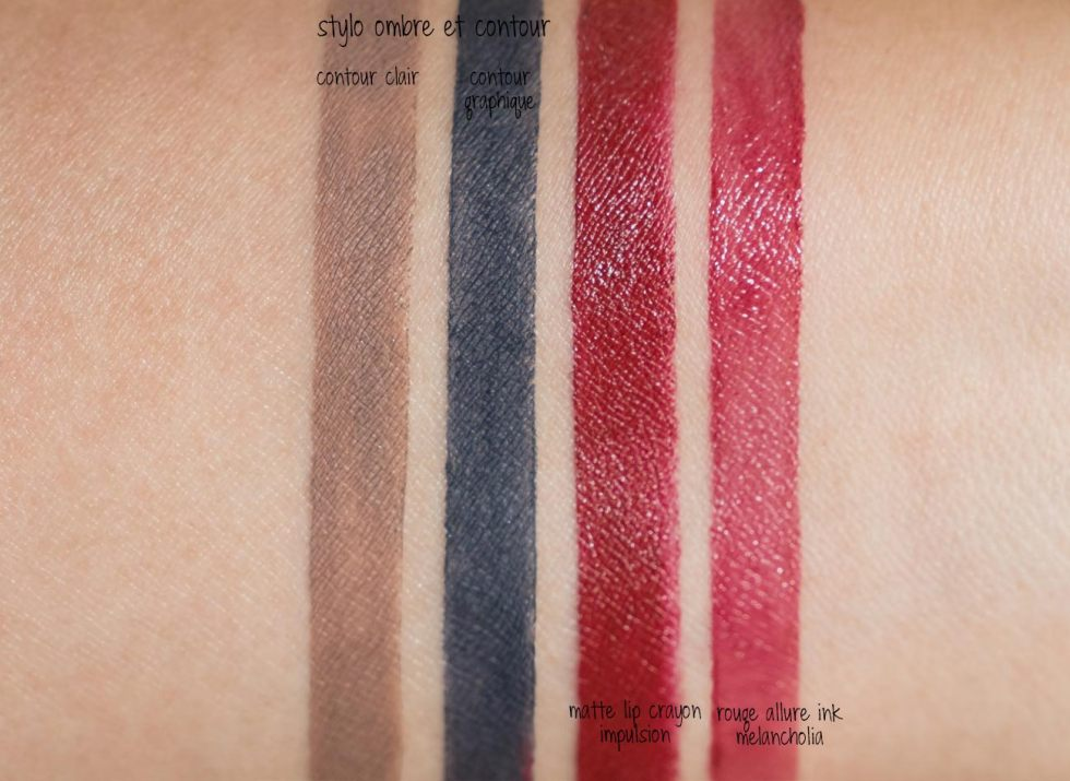 Chanel Stylo Ombre et Contour Shadow Liner Khol in Contour Clair swatch