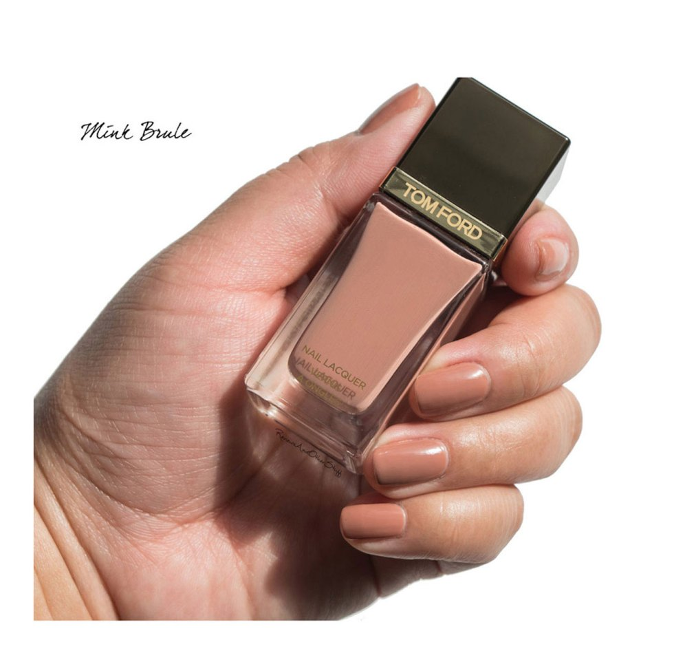 tom ford mink brule nail lacquer