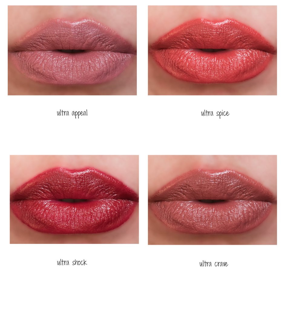 Rouge Dior Ultra Rouge Lipstick swatches