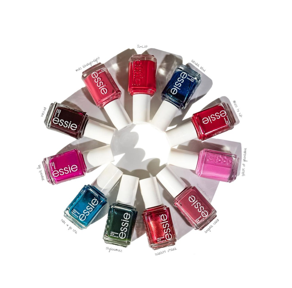 essie nail polish review