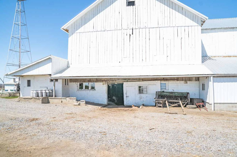 amish dairy factory