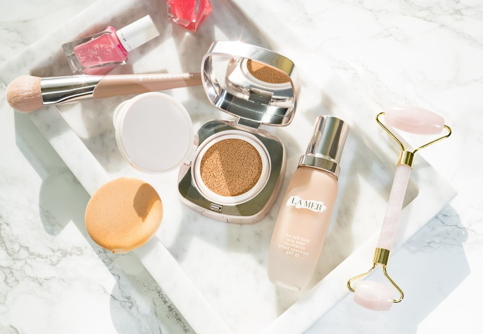 La Mer The Luminous Lifting Cushion Foundation SPF 20 review
