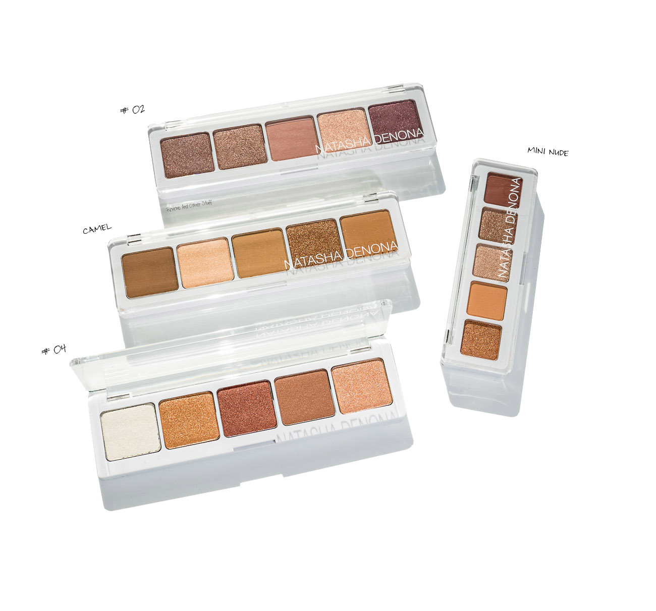 Natasha Denona Eyeshadow Palette 5 Amp Mini Nude Eyeshadow