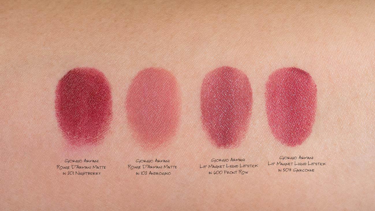 Lip Magnet Liquid Lipstick by Giorgio Armani Beauty #12