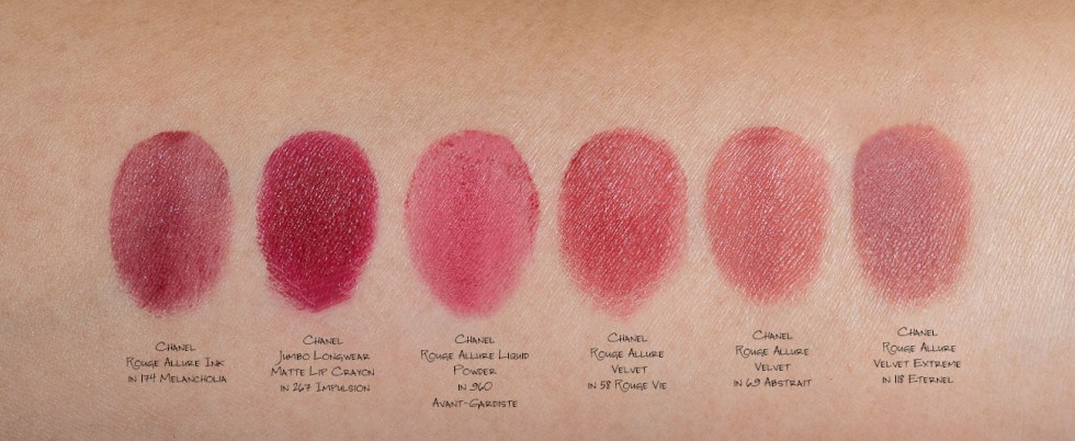 chanel lipsticks review