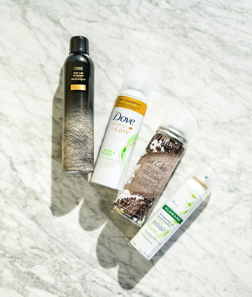 top dry shampoo