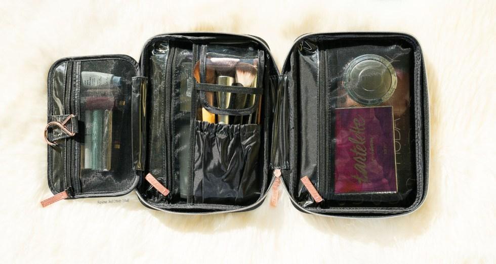 case-up miami makeup travel case review