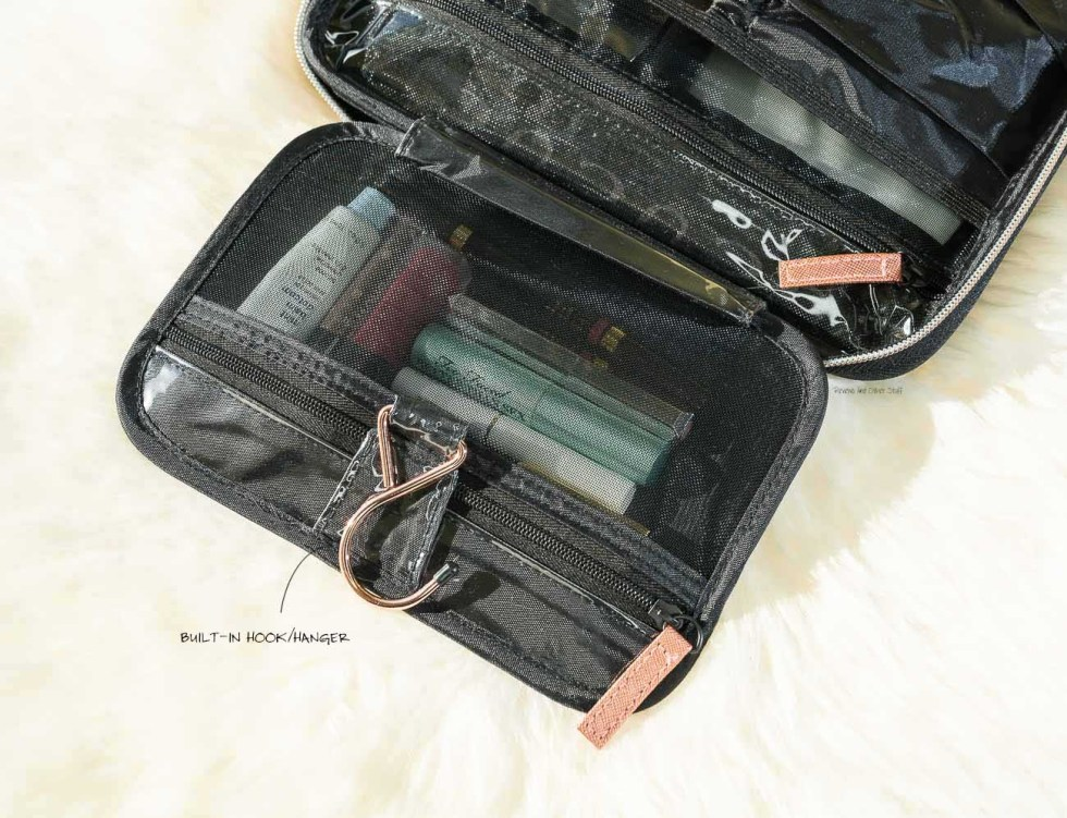 The Voyage Makeup Travel Case