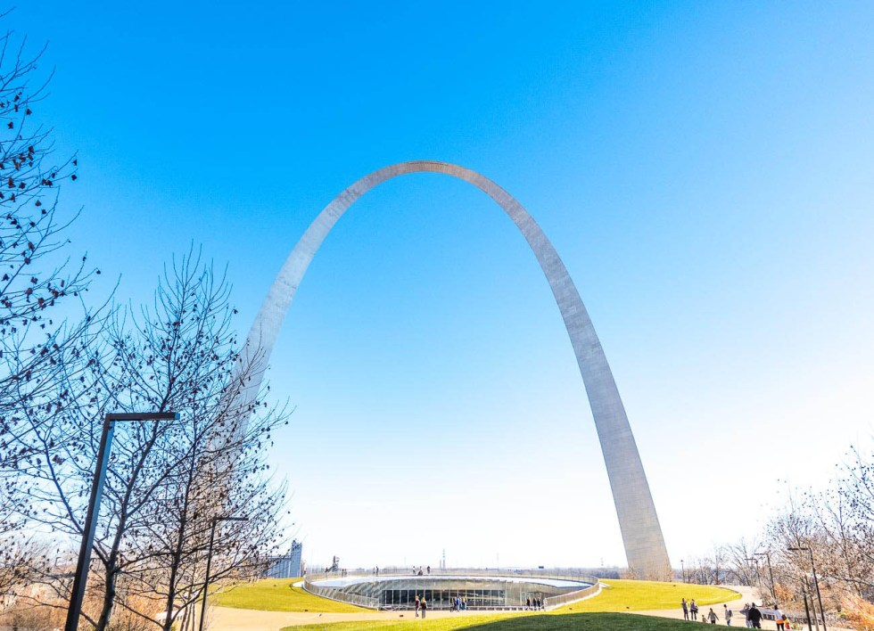 the arch st. louis missouri