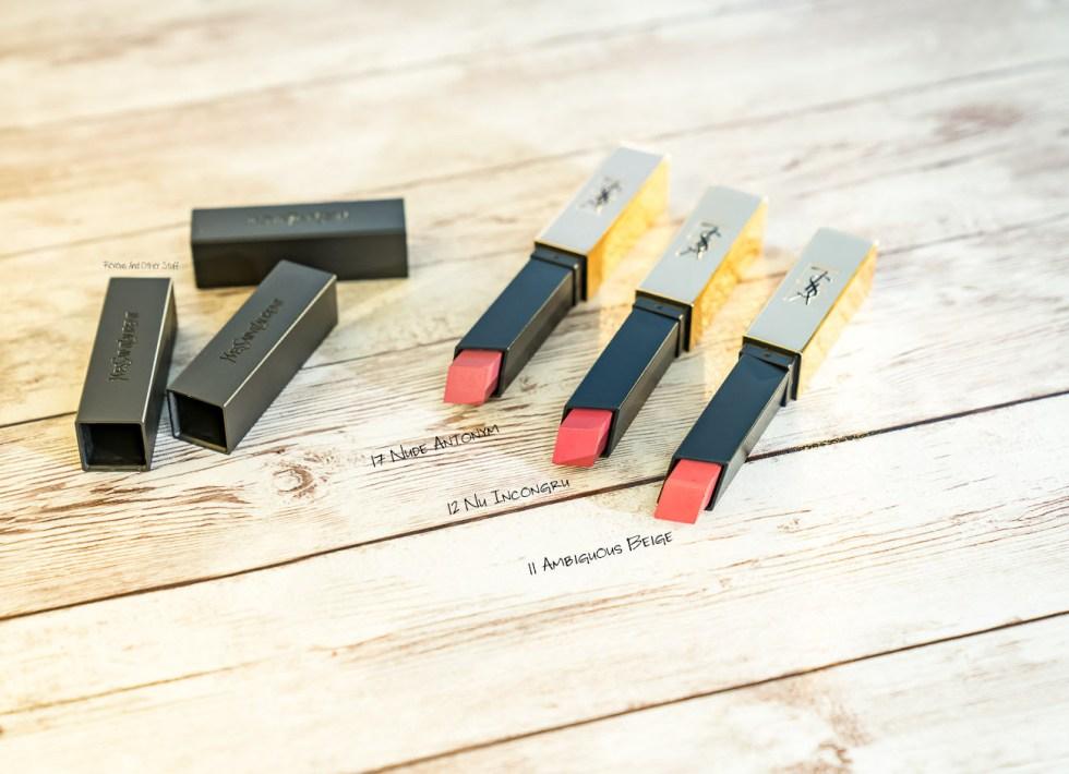 ysl the slim matte lipstick