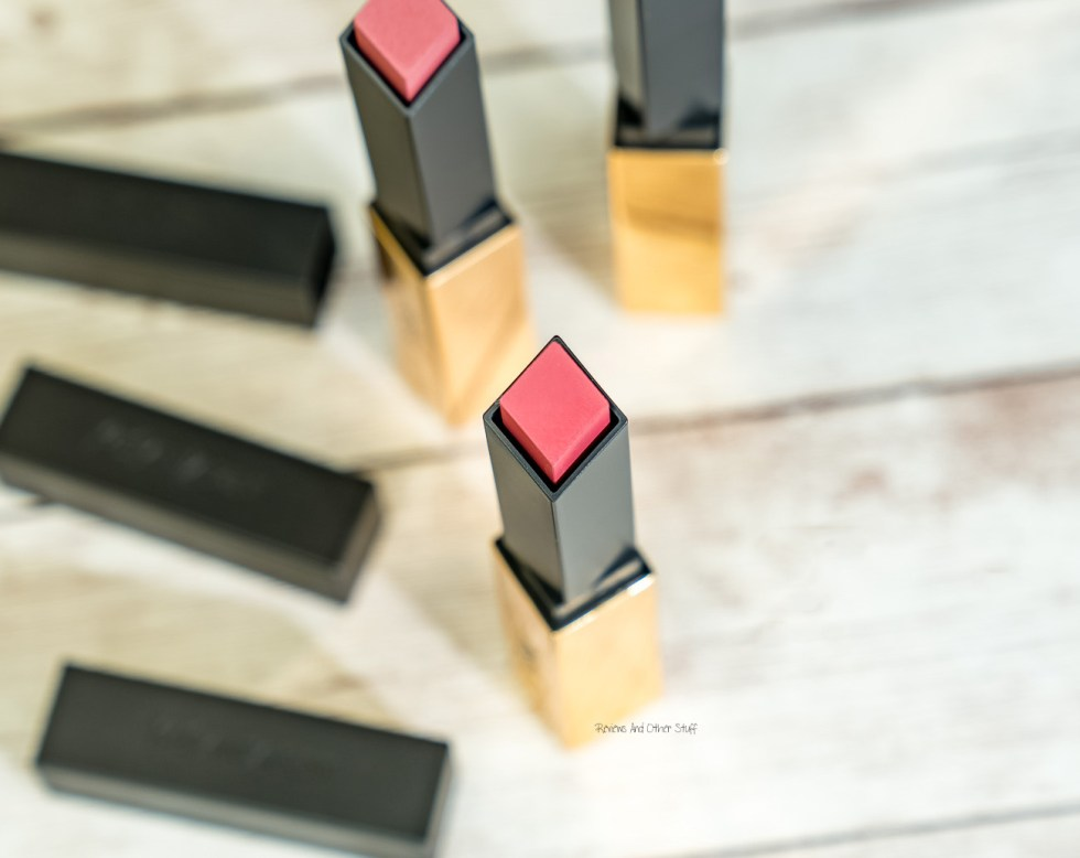 ysl the slim matte lipstick review