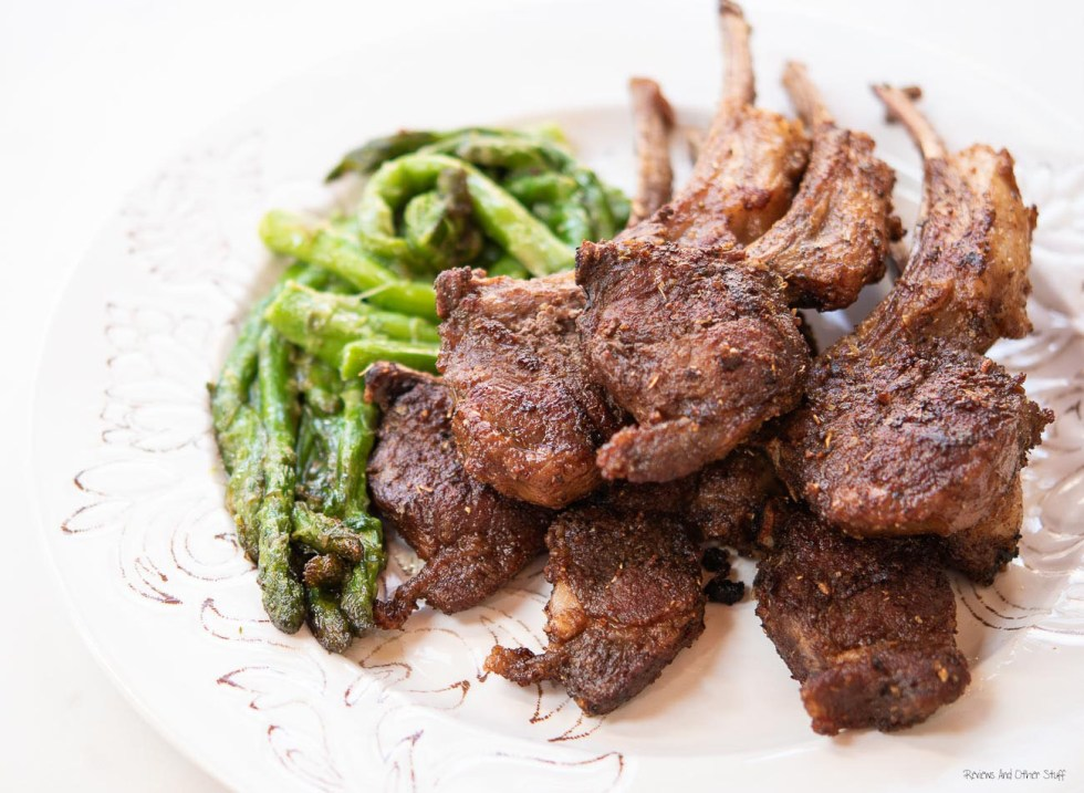 simple lamb chops recipe
