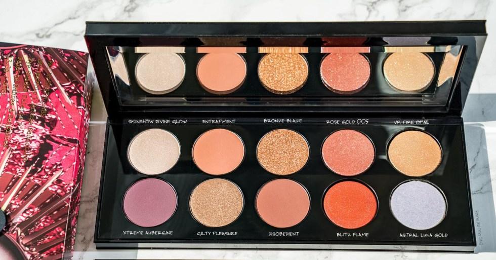 Pat McGrath Labs Mothership V Bronze Seduction Eyeshadow review