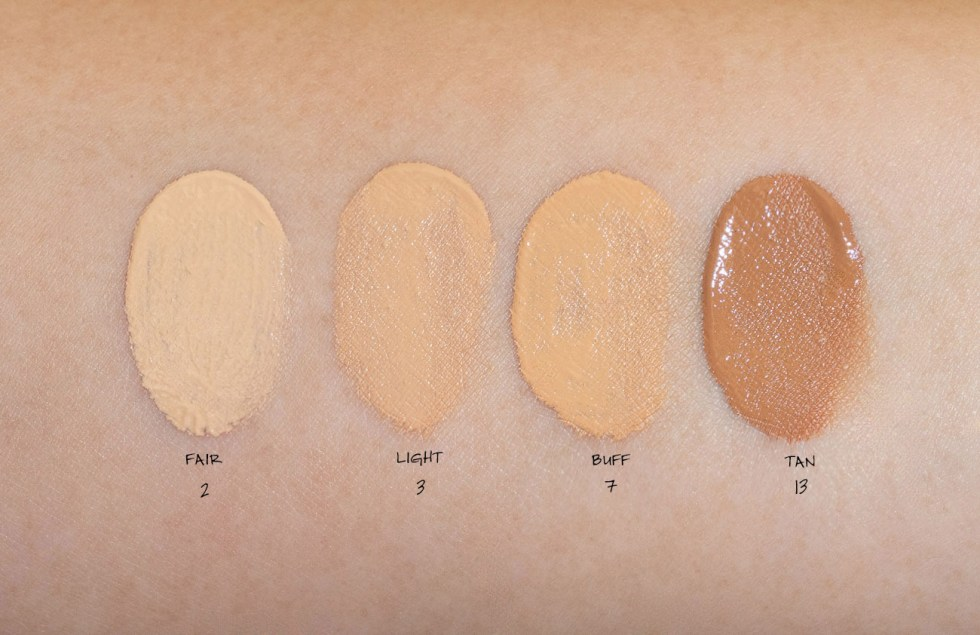 stila stay all day foundation concealer