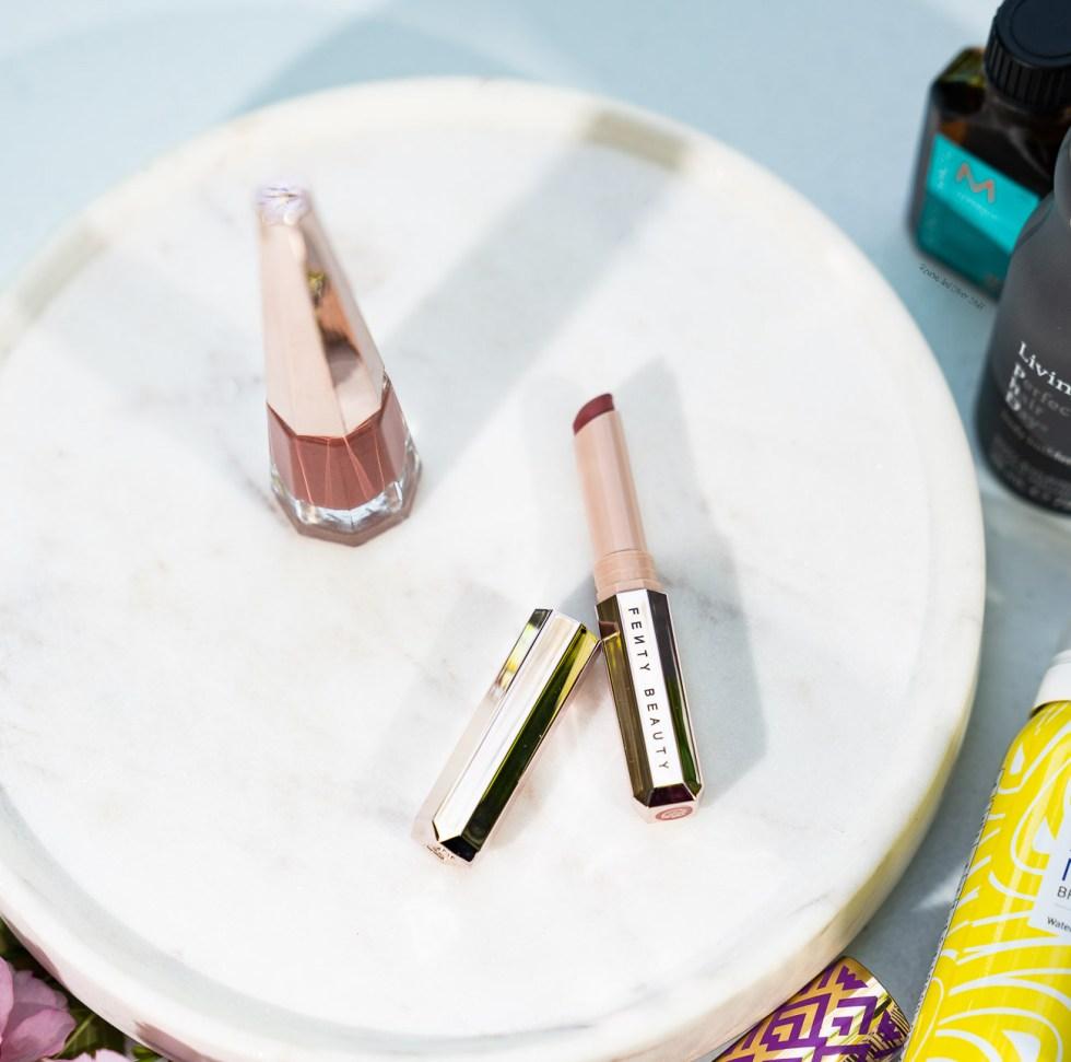Fenty Beauty Mattemoiselle Plush Matte Lipstick in Thicc